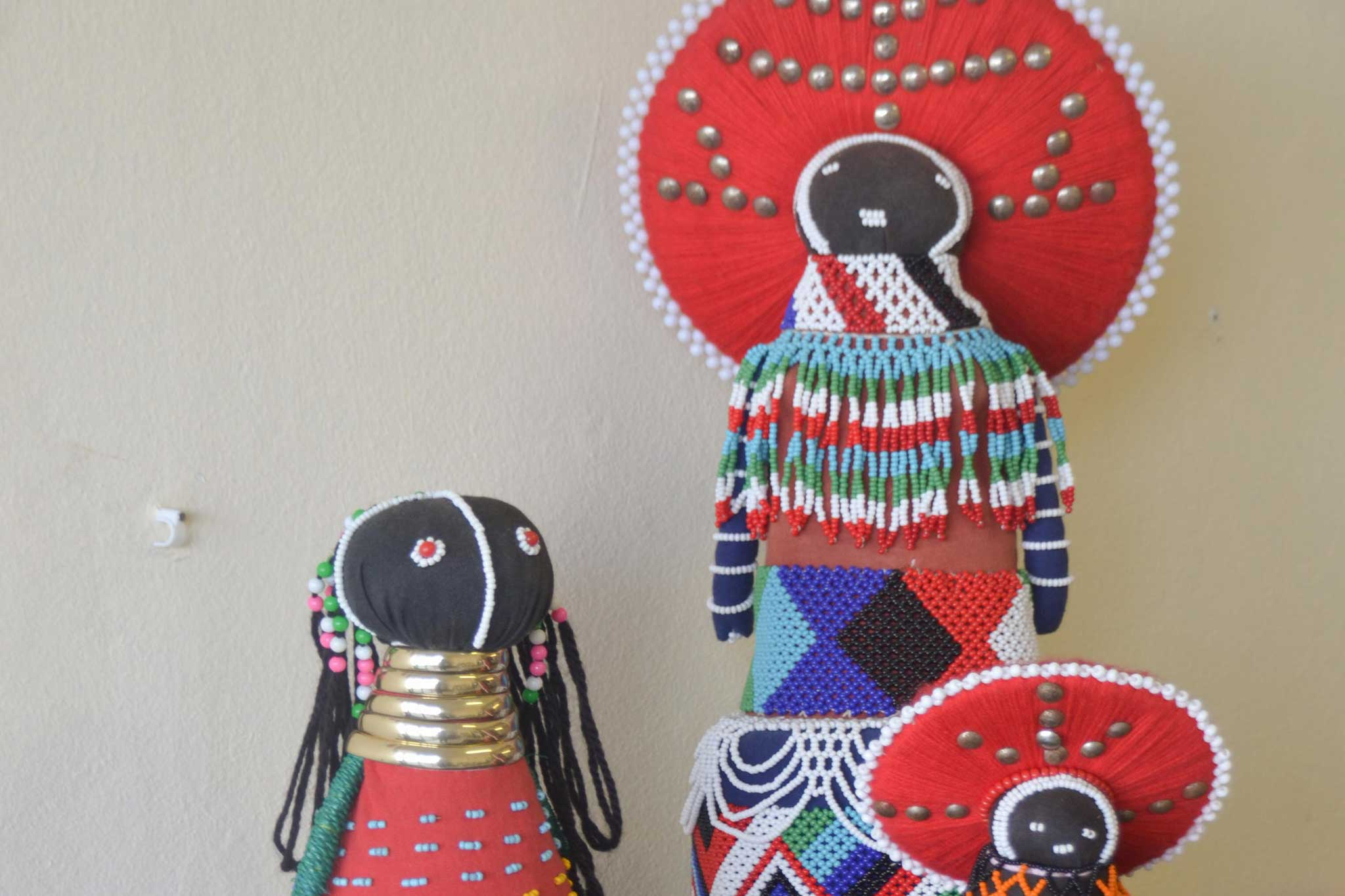 LOBOLILE OR ZULU DOLL